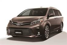 ALL NEW SIENNA 極致安全上市